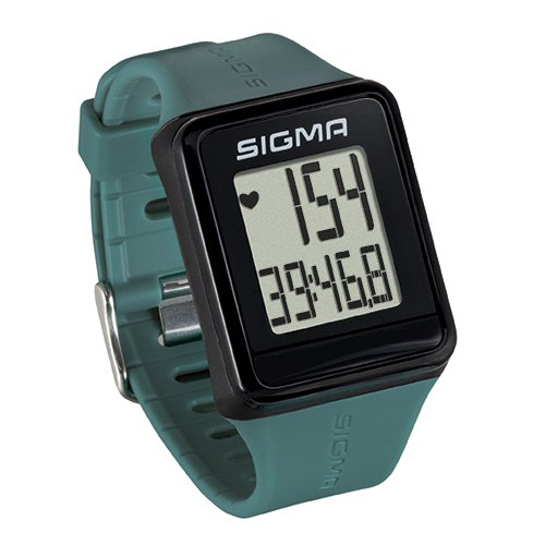 Sigma Sport Wearable iD.GO pine green, heart rate measurement, sport watch from Sigma