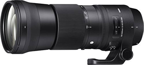 Sigma 150-600mm F/5-6.3 DG HSM Contemporary Zoom Lens for Nikon from Sigma