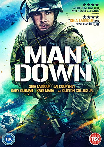 Man Down [DVD] from Signature Entertainment
