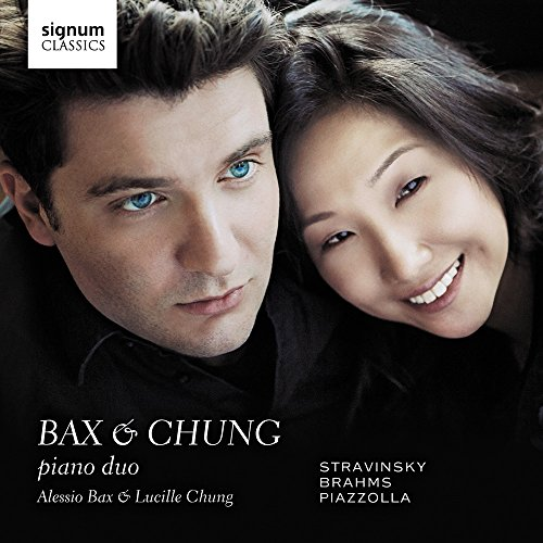 Bax and Chung: Piano Duo from Signum Classics