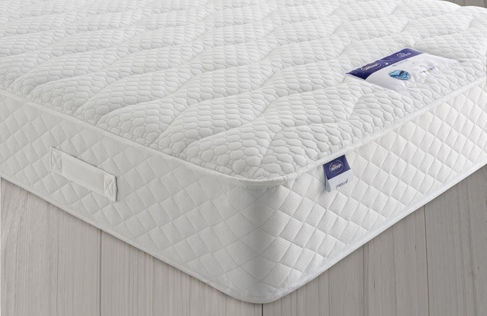 Silentnight - Geltex Comfort - Double Mattress from Silentnight