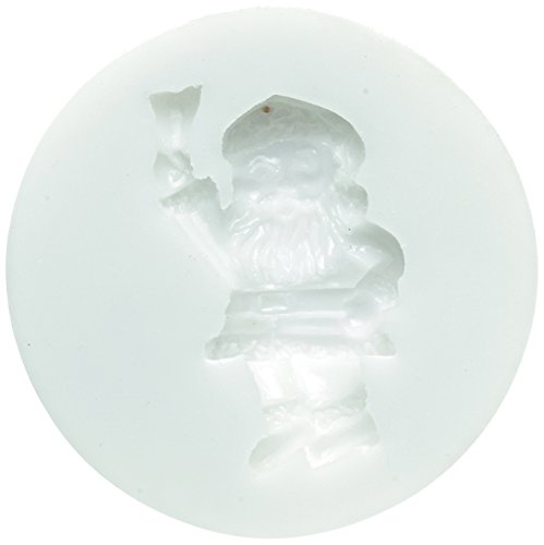 silikomart Silicone Mould Sugarflex Christmas, White from silikomart