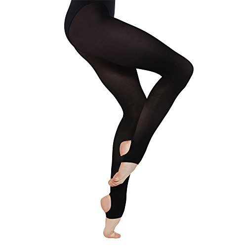 12939786aa2f4 Silky Womens/Ladies Dance Stirrup Tights (1 Pair) (Large (5ft6