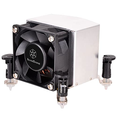 SilverStone SST-AR09-115XP - Argon CPU Cooler 3 Direct Contact Heatpipe, 60mm PWM, Intel from SilverStone Technology