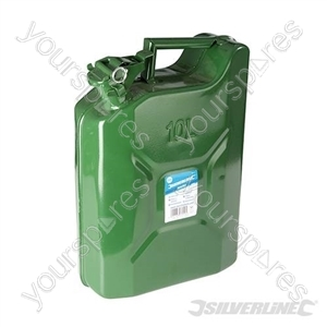 Jerry Can - 10Ltr from Silverline