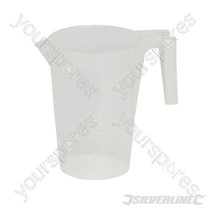 Measuring Jug - 1Ltr from Silverline