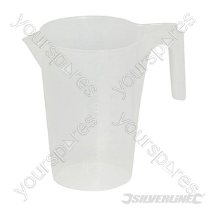 Measuring Jug - 5Ltr from Silverline