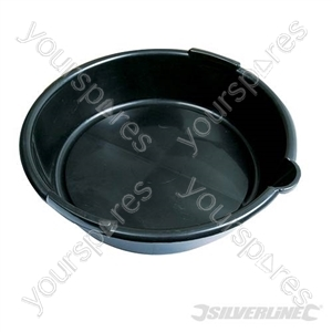 Oil Drain Pan - 6Ltr from Silverline
