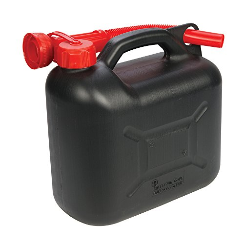 Silverline 199991 Plastic Fuel Can, 5 L from Silverline
