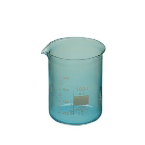 Simax BEA1022 Squat Form Standard Beaker from Simax