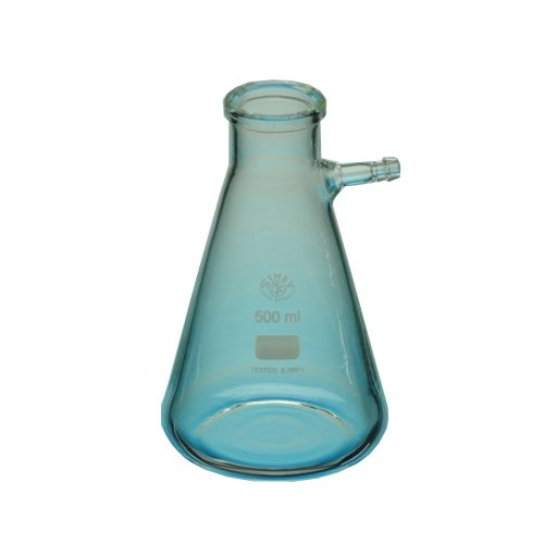Simax FLA3802 Buchner Glass Flask, 500 mL from Simax