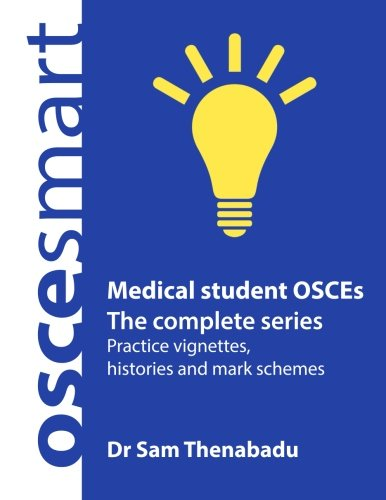 OSCEsmart - Medical student OSCEs: The complete series from Simon Cowen Publishing