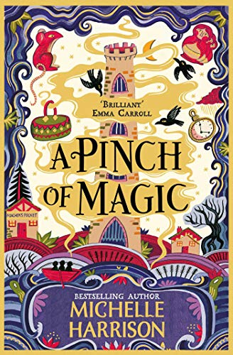 A Pinch of Magic from Simon & Schuster Children's UK