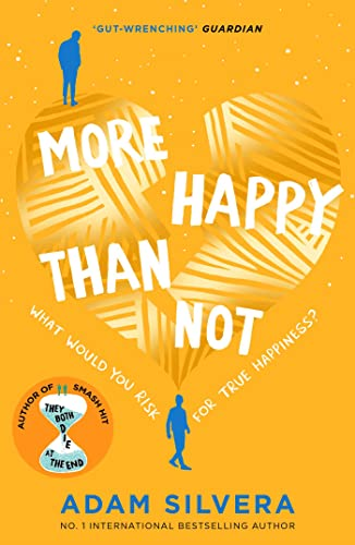 More Happy Than Not from Simon and Schuster UK