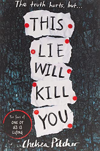 This Lie Will Kill You from Simon & Schuster Children's UK