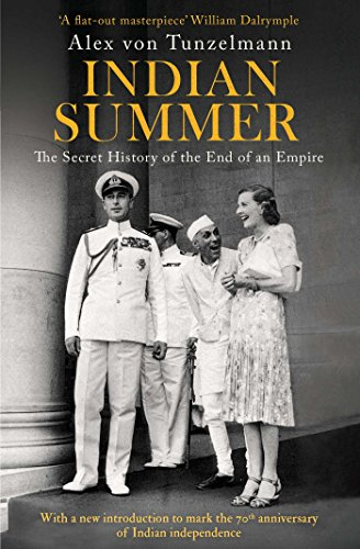 Indian Summer: The Secret History of the End of an Empire from Simon & Schuster Ltd