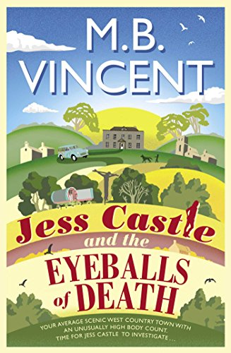 Jess Castle and the Eyeballs of Death (182 POCHE) from Simon & Schuster UK