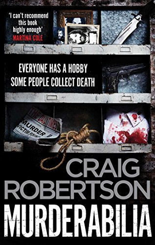 Murderabilia: Everyone has a hobby. Some people collect death. from Simon & Schuster UK