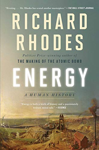 Energy: A Human History from Simon & Schuster