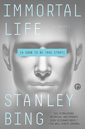 Immortal Life: A Soon to Be True Story from Simon & Schuster