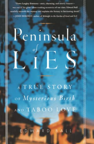 Peninsula of Lies: A True Story of Mysterious Birth and Taboo Love from Simon & Schuster