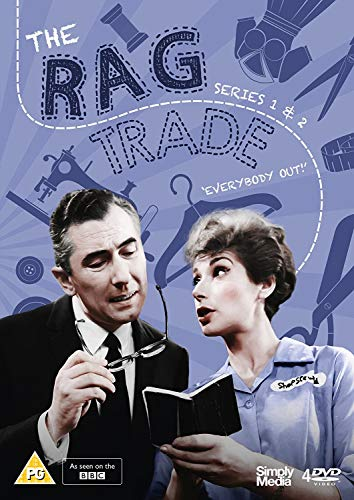 The Rag Trade Boxset - Series 1&2 [BBC] [DVD] from Simply Media