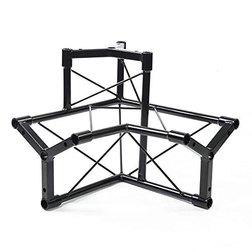 Simply Sound and Lighting T Piece Lighting Truss Black DJ Disco Lighting Stand RZT-1 from Simply Sound and Lighting