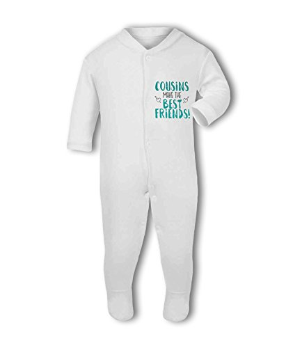 Cousins Make The Best Friends! - Baby Grow Suit from Simply Wallart