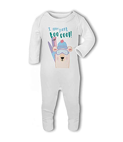 I am just Too Cool! - Baby Romper Suit - 18-24 Months from Simply Wallart