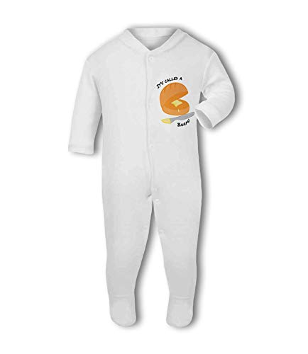 It's Called a Bap! - Baby Grow Suit from Simply Wallart