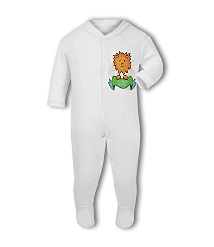 My Daddy is Roar-Some! (Lion) - Baby Grow Suit from Simply Wallart