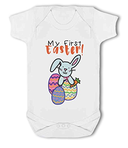 My First Easter! - Baby Vest from Simply Wallart