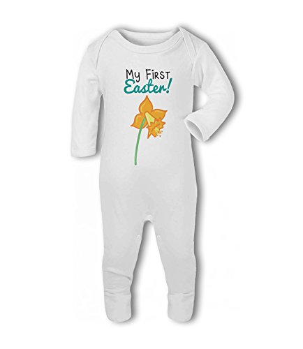 My First Easter! Daffodil - Baby Romper Suit from Simply Wallart