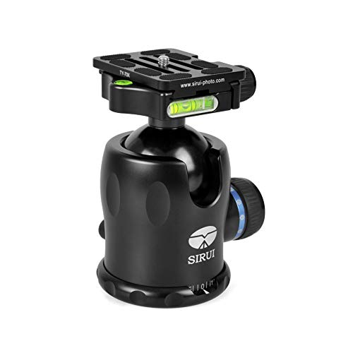 SIRUI K-40X Ball Head with Quick Release Plate from Sirui