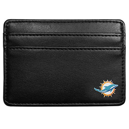Siskiyou NFL Miami Dolphins Weekend Wallet, Black from Siskiyou