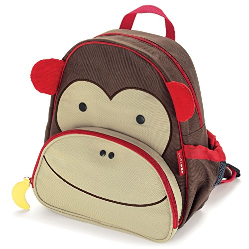 Skip Hop Zoo Little Kid Pack Bag Monkey from Skip Hop