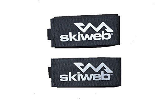Ski Straps - One Pair Thick & Strong from Skiweb