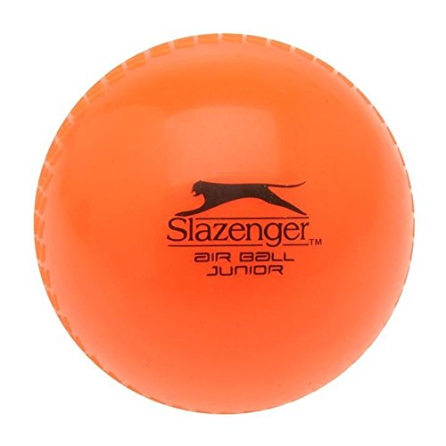 Slazenger Air Ball Orange Training Cricket Coaching Sport Garden Use Orange Senior from Slazenger