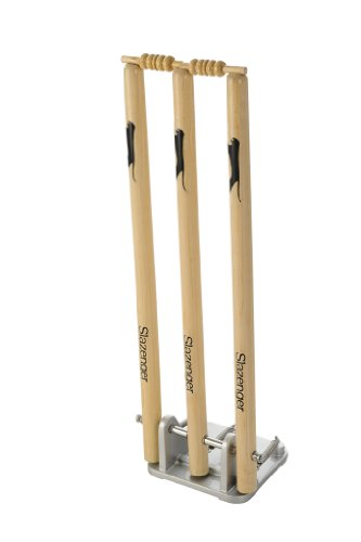 Slazenger Spring Senior Cricket Spring Stumps from Slazenger
