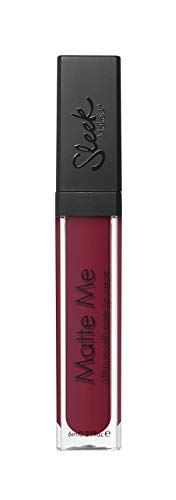 Sleek MakeUP Matte Me Lip Gloss, 6 ml, Vino Tinto from Sleek MakeUp