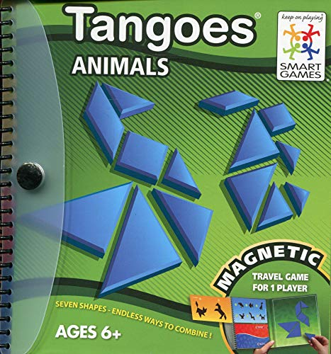 Smart Games SGT 121- Tangoes Animals - Magnetic Travel Game from Smart Games