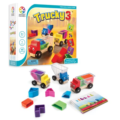 Smart Games - Trucky 3 from Smart Games