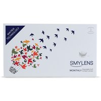 zFORT Smylens Monthly Disposable 3 Pack Contact Lenses from SmartBuy Lenses