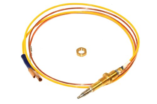 Smeg Cooker 900mm Base Wok Thermocouple - Genuine part number 948650104 from Smeg