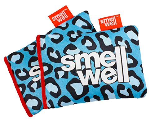 Smellwell Odour Neutraliser BL Blue Leopard - Blue, 1 - 1409 from SmellWell