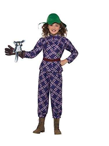 Smiffys Officially Licensed David Walliams Deluxe Awful Auntie Costume from Smiffys