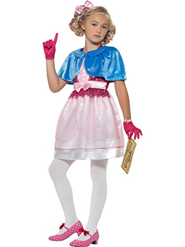 Smiffys Officially Licensed Roald Dahl Deluxe Veruca Salt Costume from Smiffys