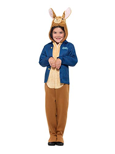 Smiffys Officially Licensed Peter Rabbit Deluxe Costume from Smiffys