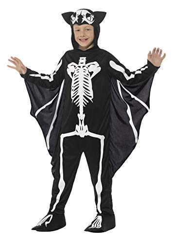 Smiffys 45123M Bat Skeleton Costume (Medium) from Smiffys