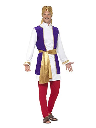 Smiffys Arabian Prince Costume,Multicolour,Large from Smiffys